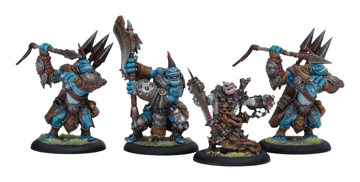 trollblood-warpack-set
