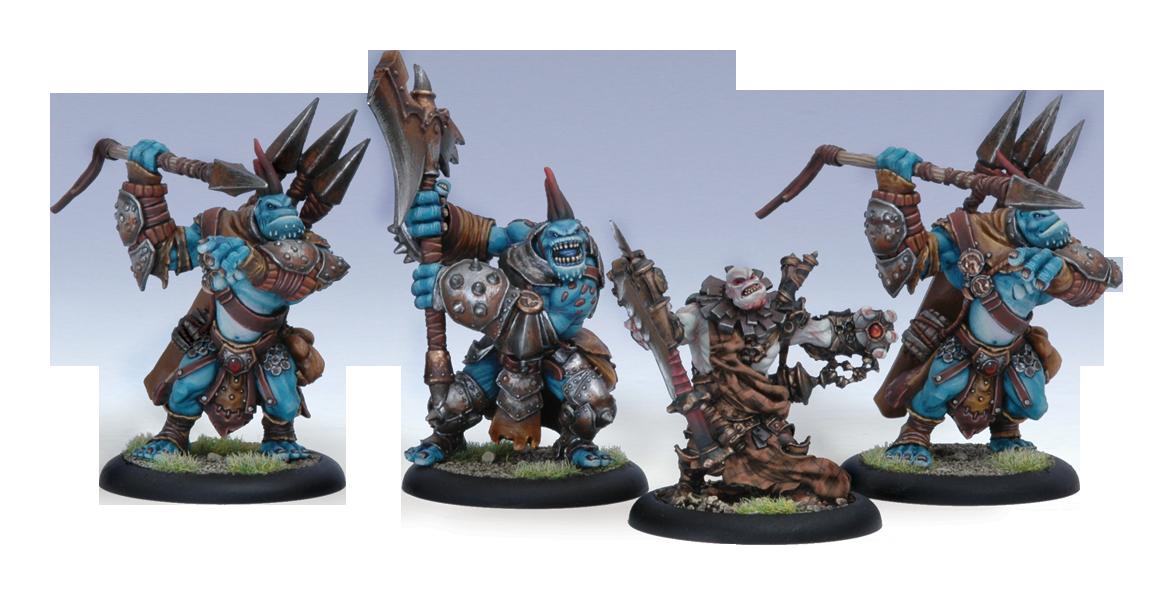 trollblood-warpack-set